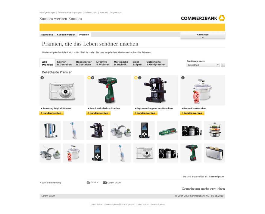 Comdirect Kunden Werben Kunden Prämien
