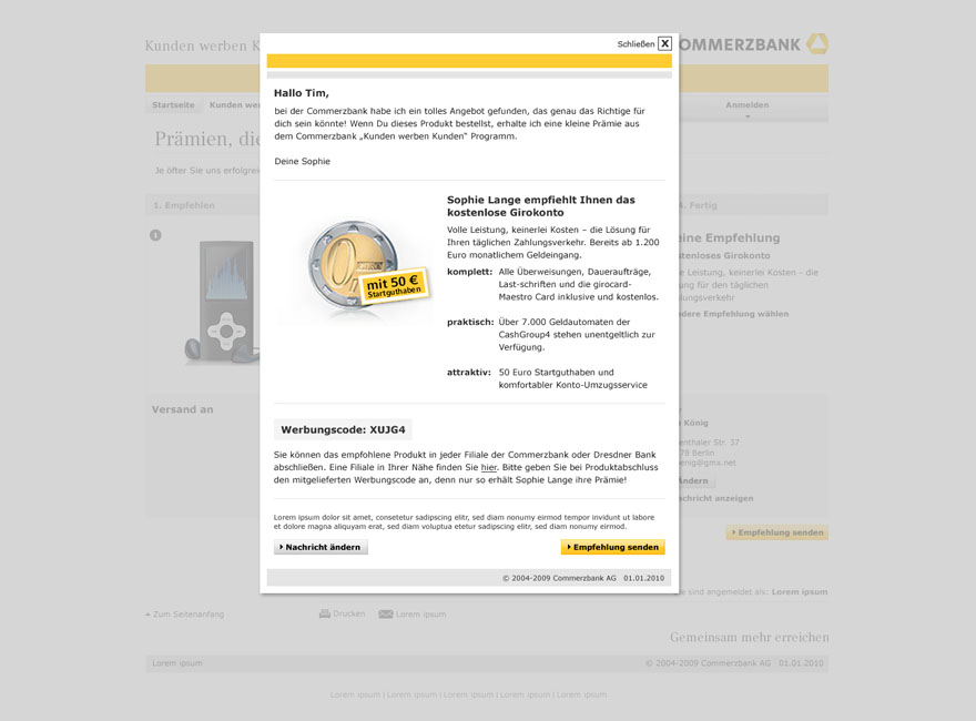 Online trading demokonto postbank